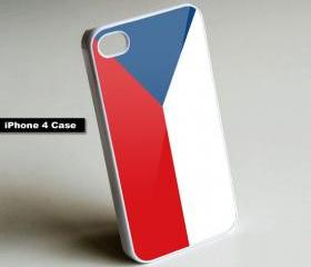 Czech Republic - iPhone 4 Case, iPhone 4s Case, iPhone 5 Case Hard Plastic Case