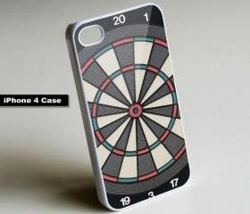 Darts Design - iPhone 4 Case, iPhone 4s Case, iPhone 5 Case Hard Plastic Case